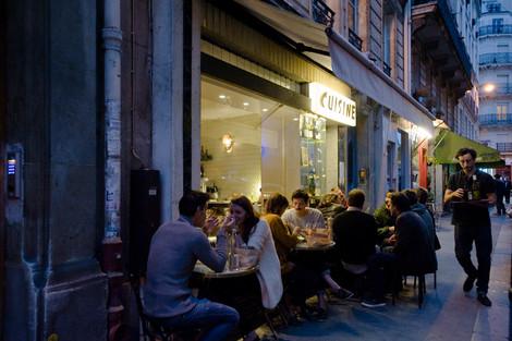 Cuisine, Paris