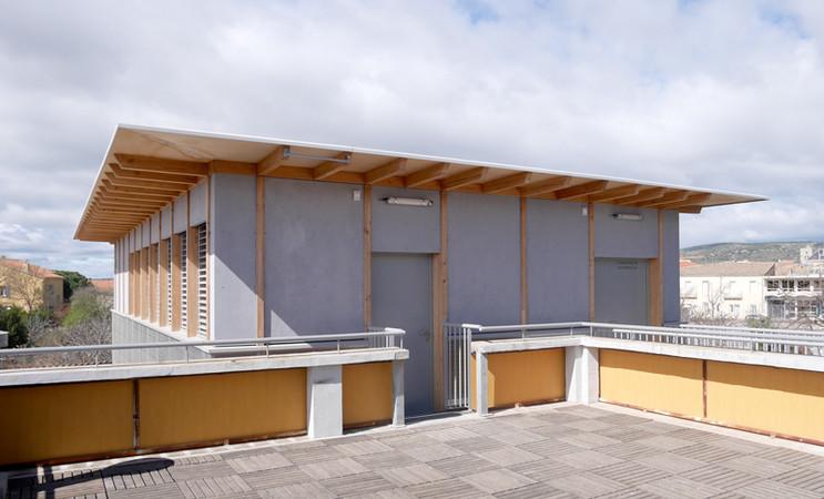Extension Lycée LEPAP 2