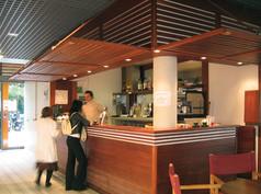 Café, Halles Castellane, Montpellier