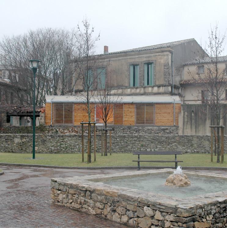 1 - Mairie saint martin - chantier 03 -