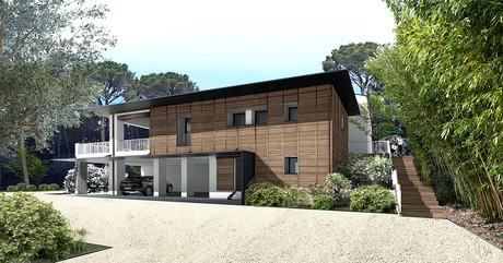 La maison d'Eva et Marcel