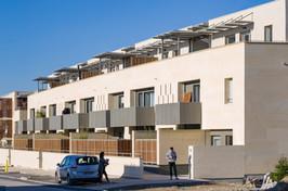 28 logements sociaux - Castries