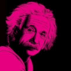 ETH_Kampagne_Einstein_Portrait_Illustrat