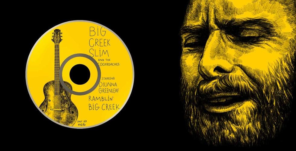 BIG CREEK SLIM –RAMBLIN' BIG CREEK