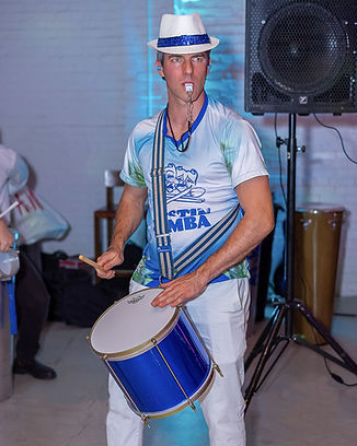 Carnival Drummer Picture