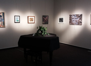 """Up Close and Personal"" exhibit at Norris Cultural Arts Center in St. Charles"