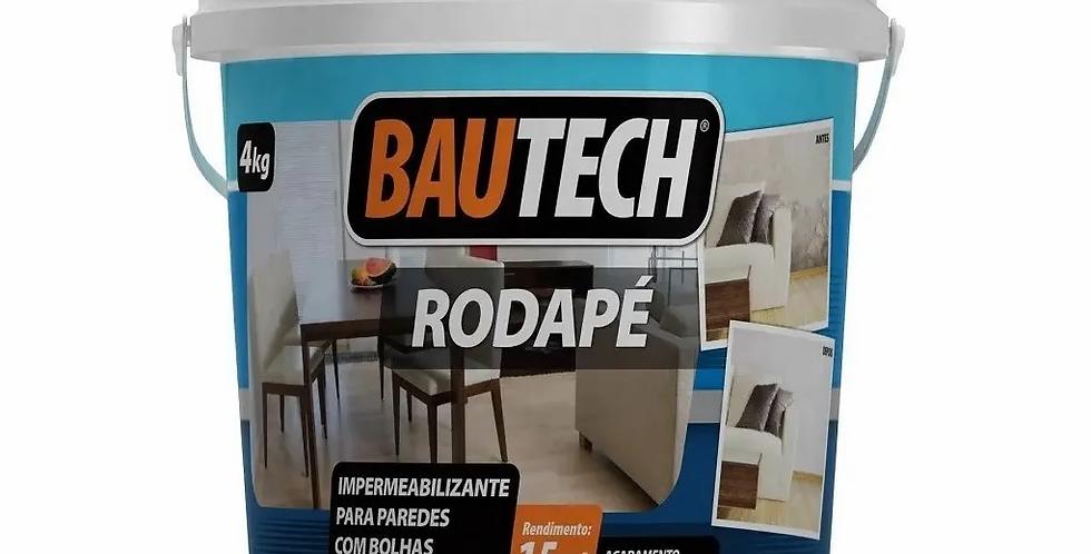 Bautech Rodapé - Galão 4 Kg