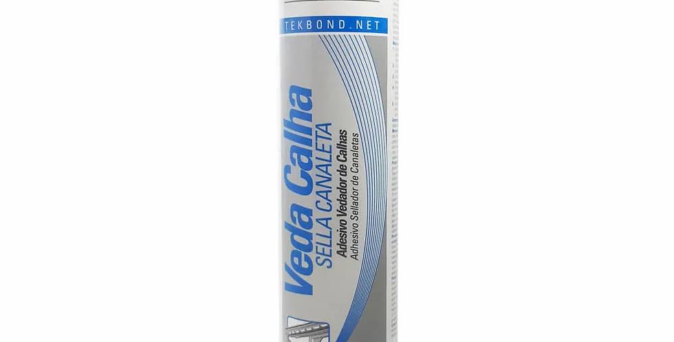Veda Calha Tekbond - Alumínio - Bisnaga 280 grs