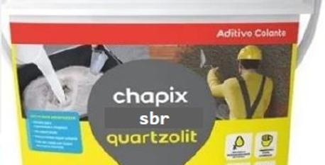 Chapix SBR Quartzolit - Balde 18 Litros