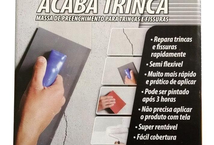 Bautech Acaba Trinca - Caixa 500 g