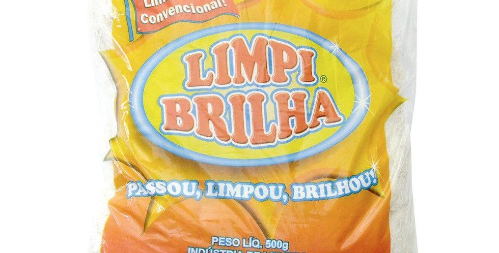 Estopa Branca Limpibrilha - 500 g