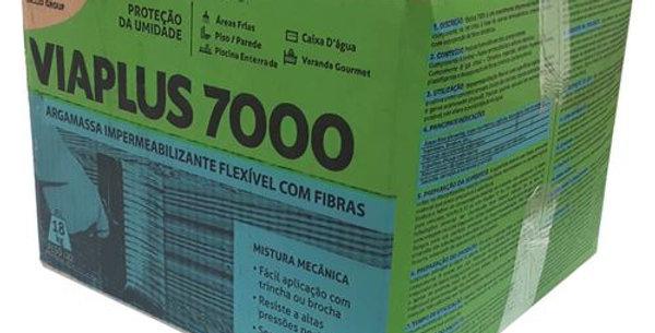 Viaplus 7000 Fibras - Caixa 18 kg