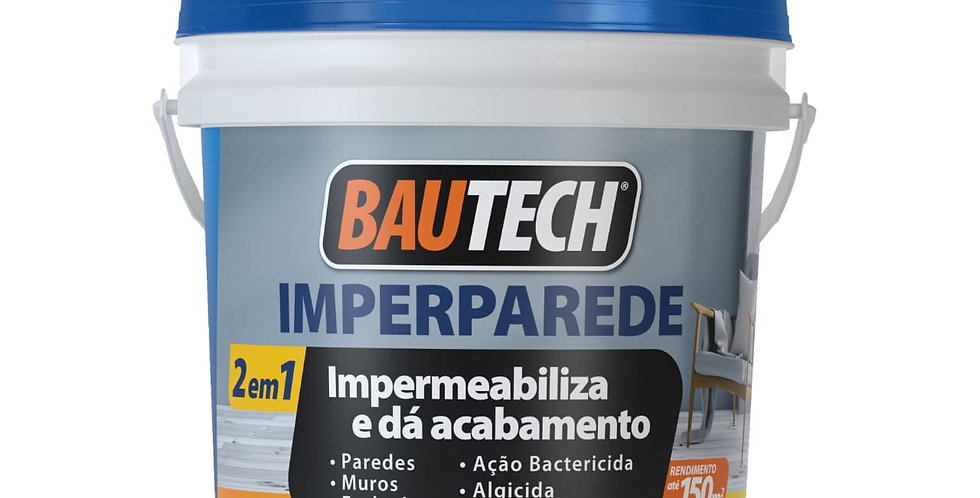 Bautech Imperparede - Galão 4 Kg