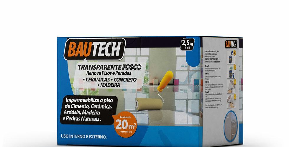 Bautech Transparente Fosco - Cjto. A+B - 2,5 Kg