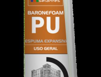 Espuma PU Expansiva Barone - Frasco 500 ml
