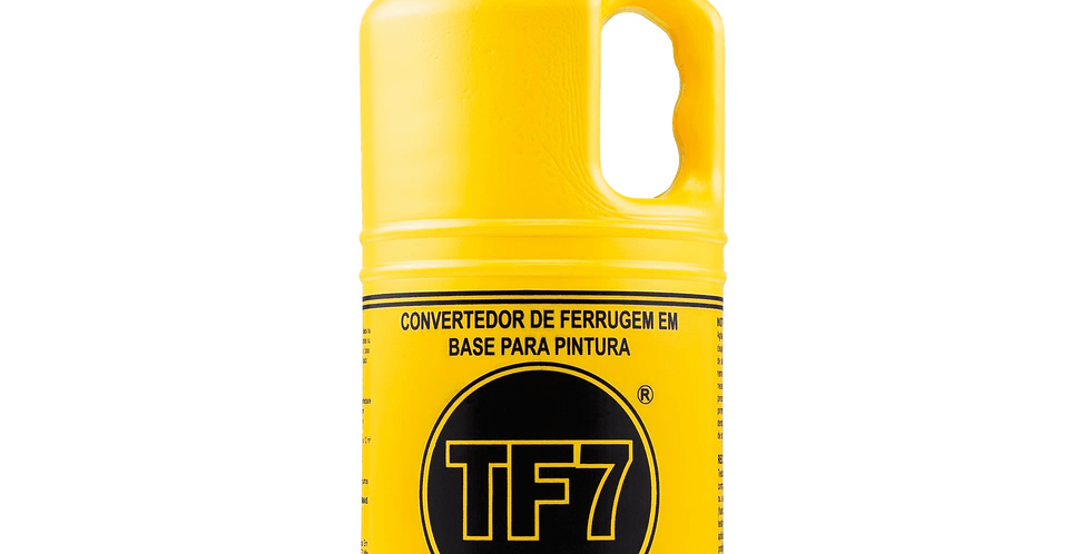 Convertedor de Ferrugem TF7 - Frasco 1 Litro