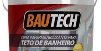 Bautech Tinta Teto de Banheiro - Galão 3,6 Litros