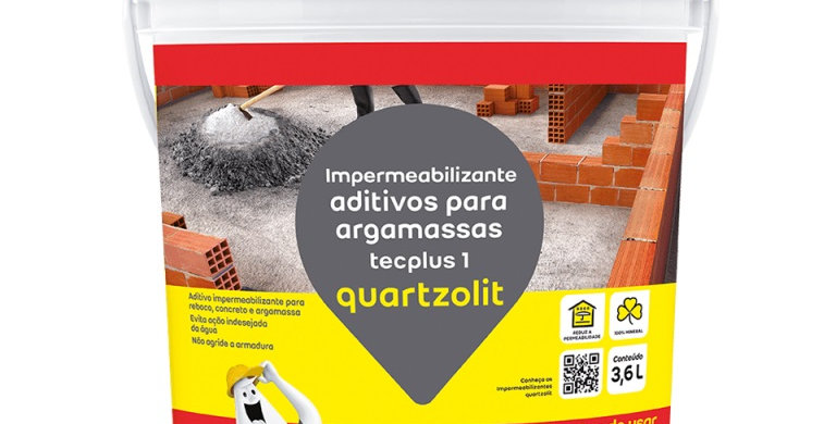 Tecplus 1 Quartzolit - Balde 18 Litros