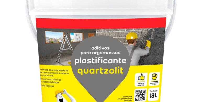 Plastificante Quartzolit - Balde 18 Litros