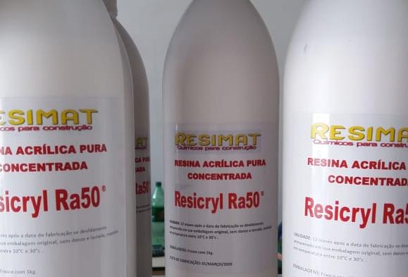 Resicryl RA 050 - Frasco 1 Kg