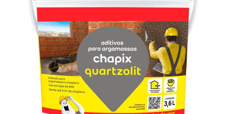 Chapix Quartzolit - Frasco 1 Litro
