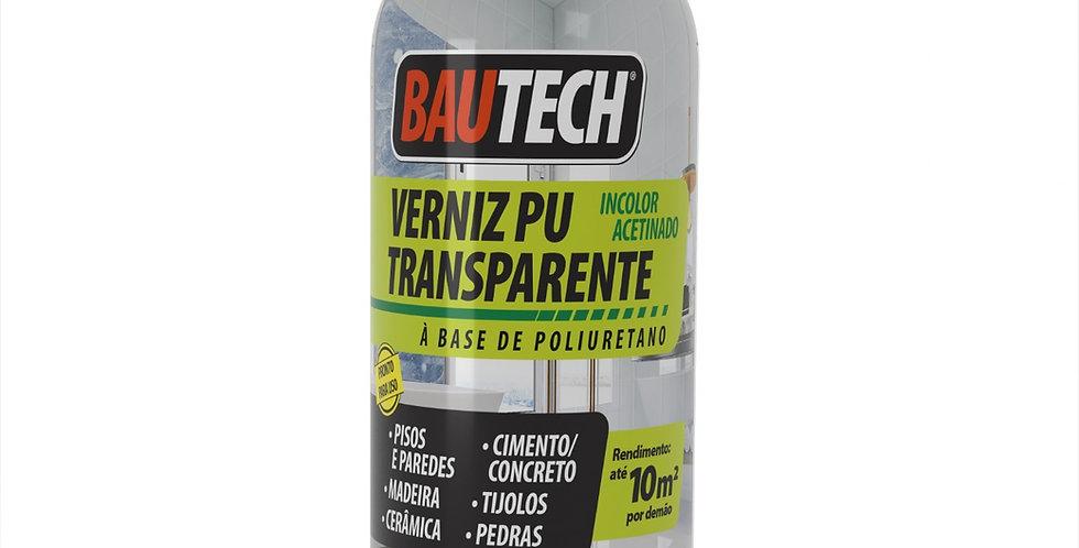 Bautech Verniz PU Transparente - Frasco 900 ml