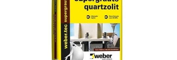 Supergraute Quartzolit - Saco 25 Kg