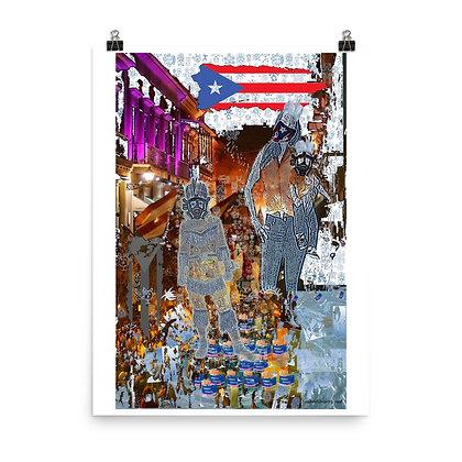 """""""Puerto Rico Se Levanta"""" by Susan Alvarez"""