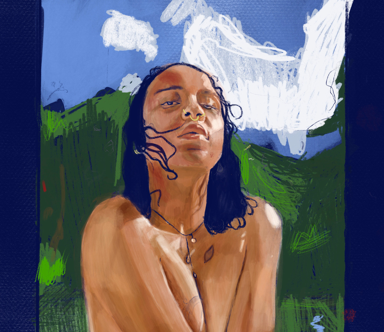 Ilustración Sin Título (Series)