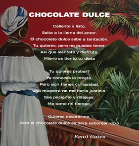 """Chocolate Dulce"""