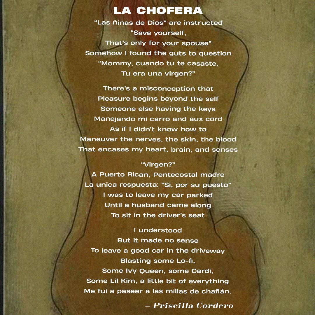 """""""La Chofera"""""""