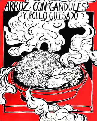 """""""La Comida de Puertorriqueño"""""""