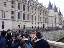 Paris la Conciergerie