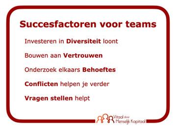 De 5 beste lessen uit onze samenwerking als team