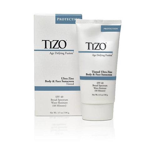 TIZO Ultra Zinc SPF 40 -Untinted