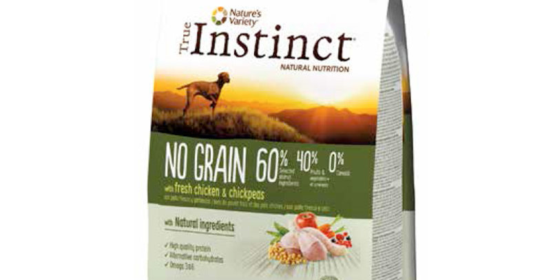 True Instinct dog NO GRAIN