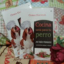 libros de cocina casera para perros
