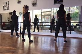 Chorégraphie Hip Hop