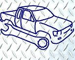 Keith's Garage logo
