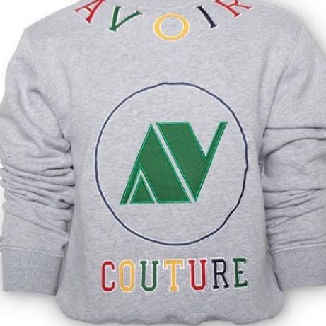 Avoir Couture Logo Sweatshirt