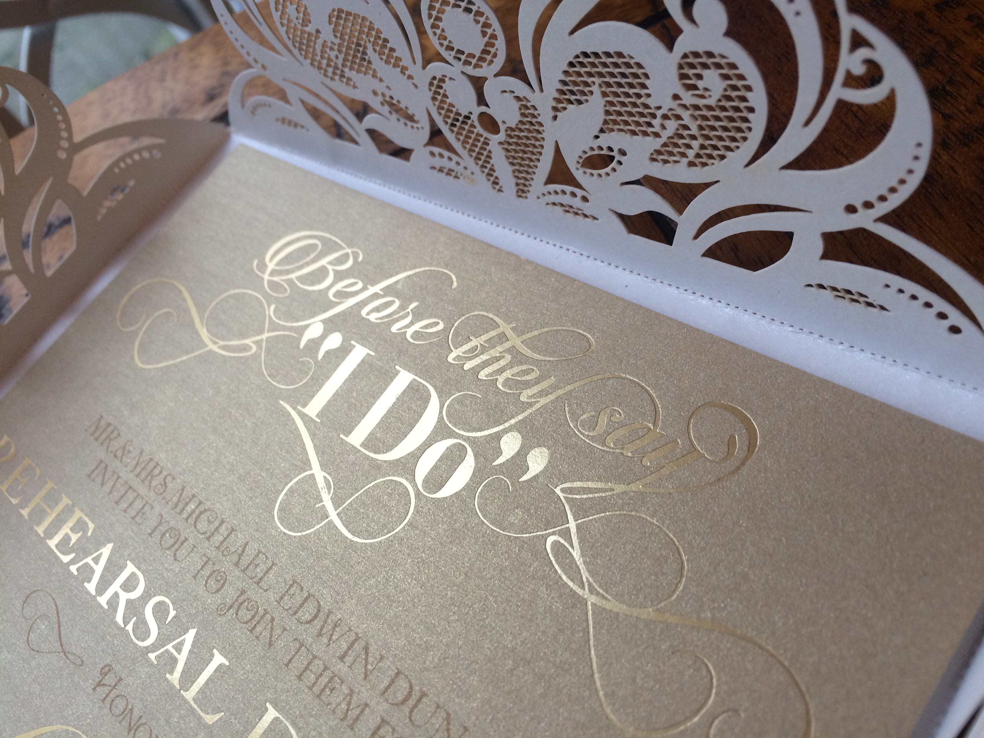 Gold Foil Example