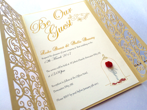 Be Our Guest | My Little Future - Wedding Invitations