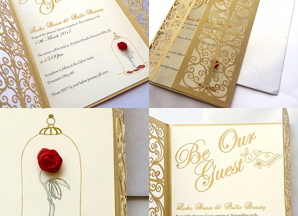 Sample: Be Our Guest