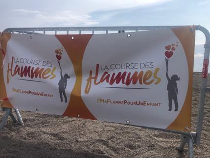La course des flammes 2021 a collecté  plus de 150 000 euros !