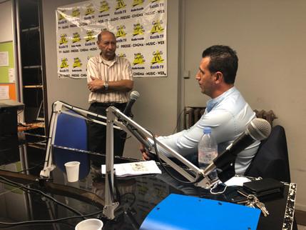 Johan PREAU, Président d'EOLIA est l'invité de Radio Gazelle