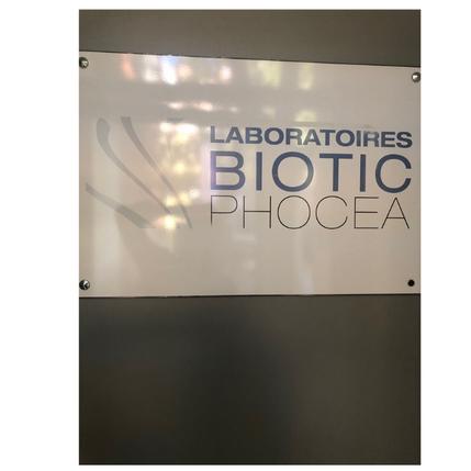 Le directeur scientifique d'EOLIA forme BIOTIC PHOCEA aux bonnes pratiques en salle propre (ZAC)