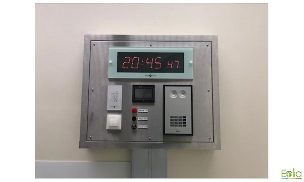 Le groupe Eolia intervient dans la gestion de la qualité de l'air au sein de l'hôpital de la Timone