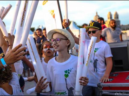 « Course des Flammes 2021 » :  EOLIA soutient les enfants atteints de cancer