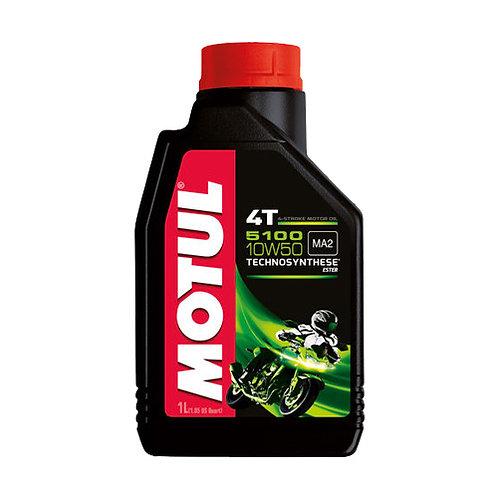 Olio motore MOTUL 5100 10W-50  1lt