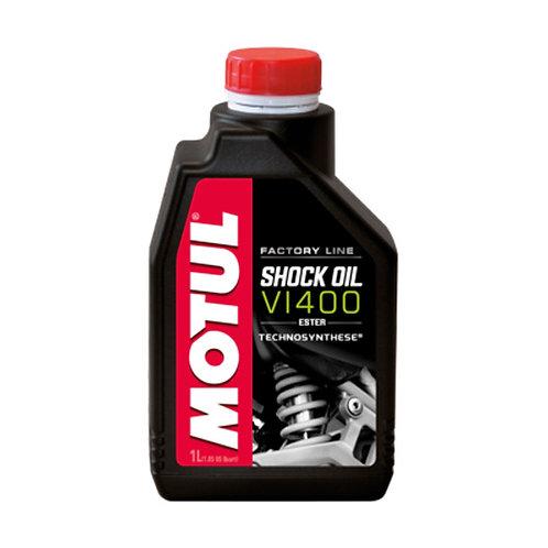 Olio monoammortizzatore MOTUL SHOCK OIL FL V1400 1lt